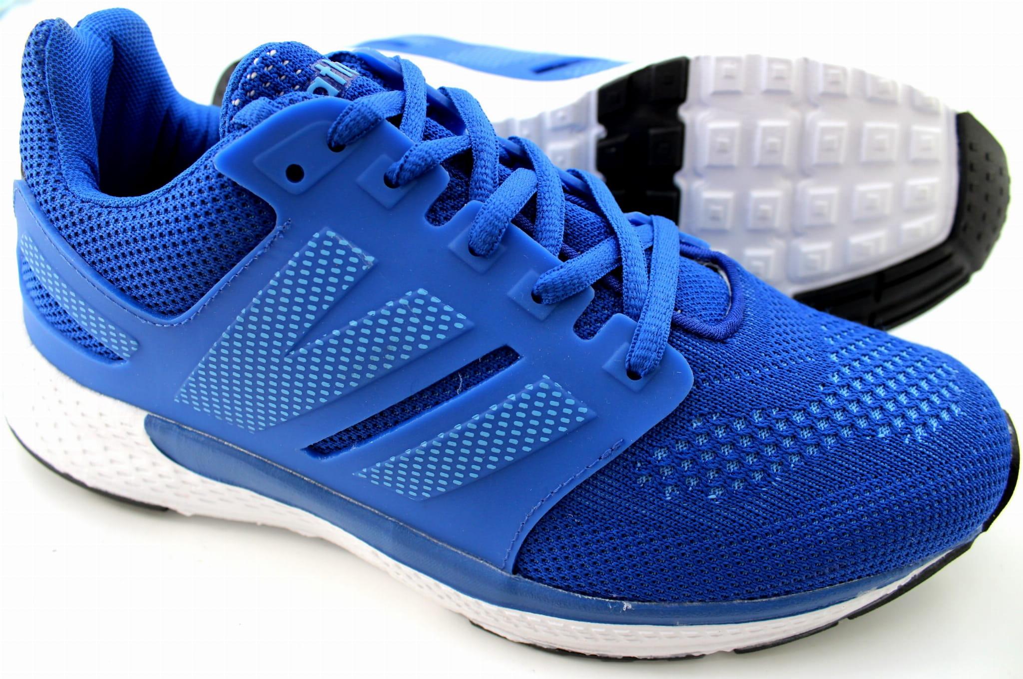 Buty Sportowe Meskie Atletico 2520 Niebieskie